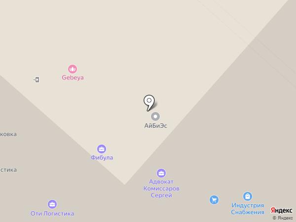 СТУДИОПАК на карте Люберец