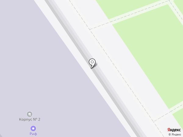 Национальный исследовательский технологический университет на карте Старого Оскола