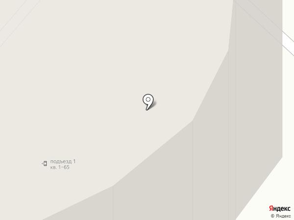 Парикмахерская на карте Люберец