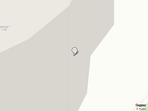 Адмирал на карте Люберец