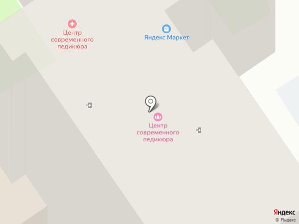 Бодэум на карте Старого Оскола
