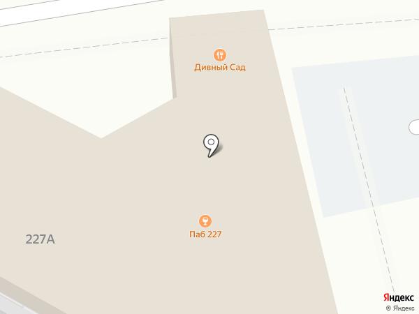 227 на карте Старого Оскола