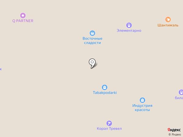 585 на карте Москвы