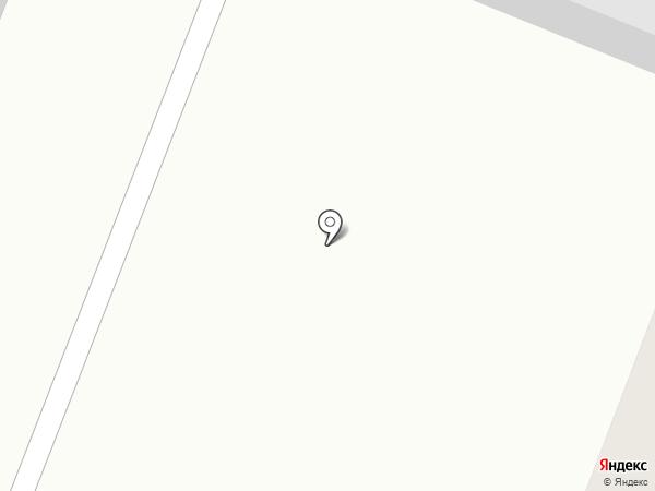 Ульянкины горки на карте Домодедово