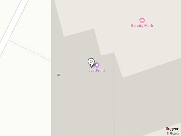 Лилия на карте Реутова