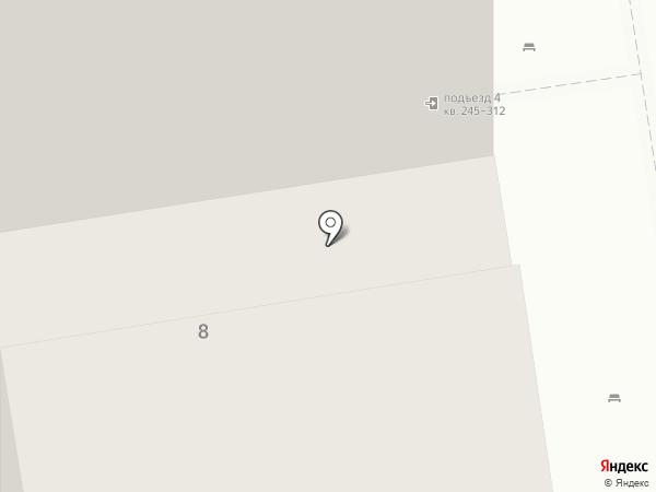 Пушистик Люкс на карте Балашихи