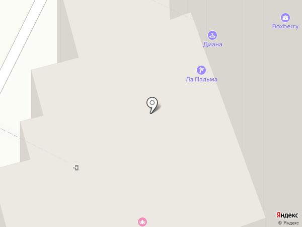 Слетать.ру на карте Реутова