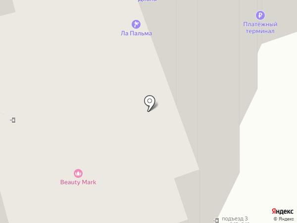 Виктория на карте Реутова