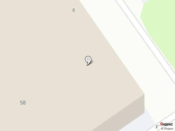 Камелия, МУП на карте Старого Оскола