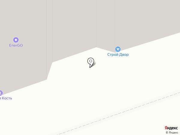 Хмельно на карте Реутова
