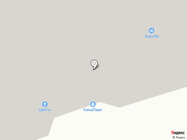 beautybar на карте Реутова