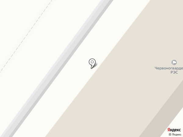 Мастерок на карте Макеевки