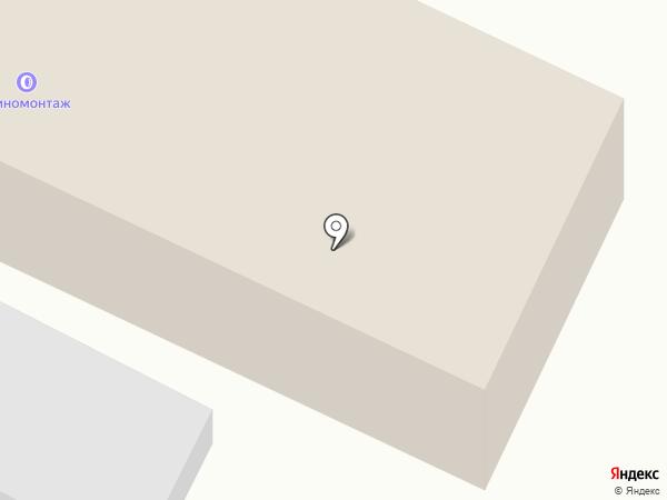 ЦентрАвто, СТО на карте Ясиноватой
