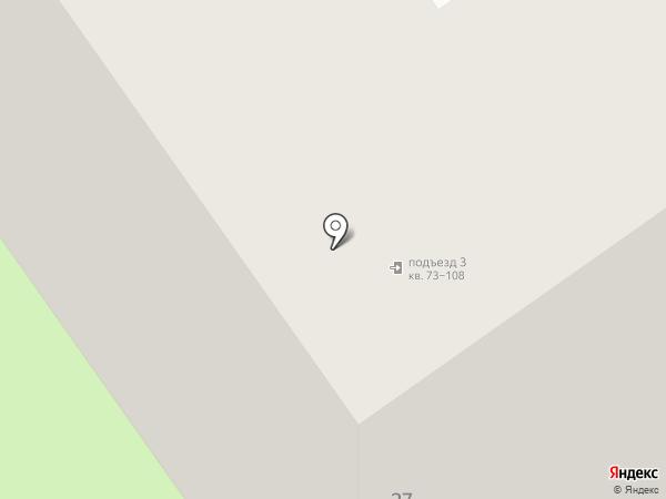 Точка на карте Старого Оскола