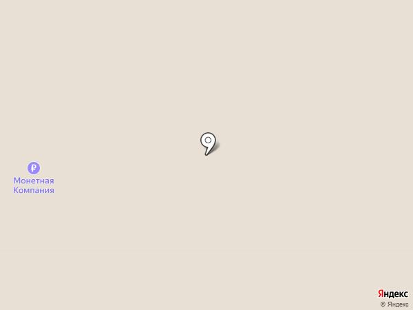ВИПСИЛИНГ на карте Москвы