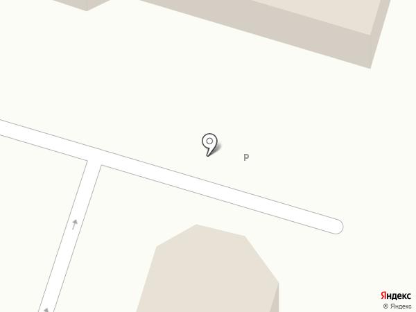 Помпончик на карте Пушкино