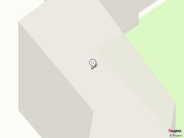 Веселый Шарик на карте Старого Оскола