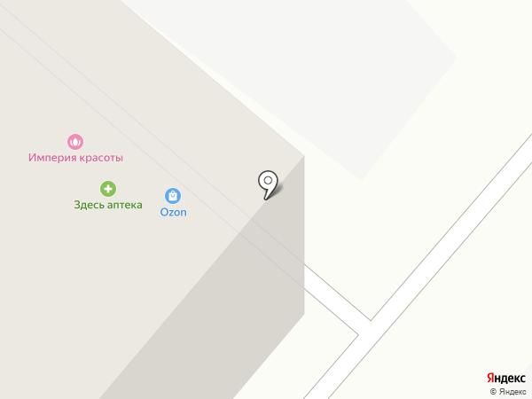 Ваш парикмахер на карте Люберец
