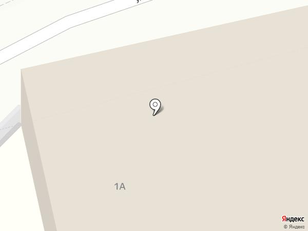 ВентРу на карте Балашихи