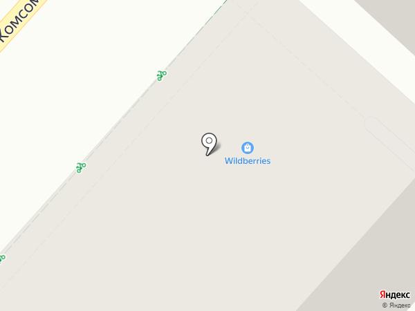 Банк Югра, ПАО на карте Люберец
