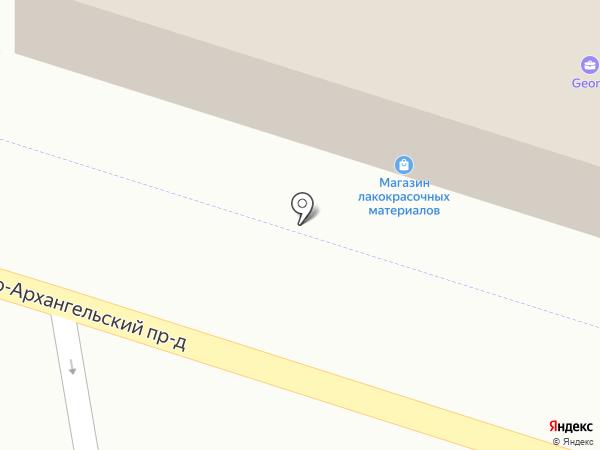 Магазин светотехники на карте Балашихи