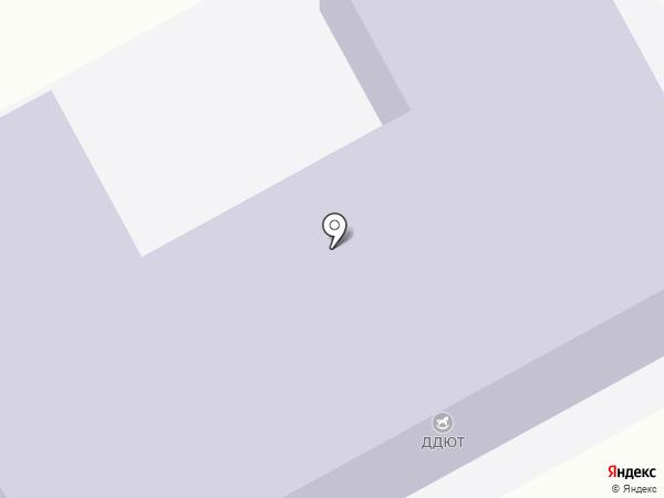 ДДЮТ на карте Ясиноватой