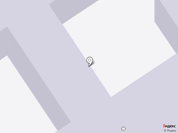 Средняя общеобразовательная школа №16 с углубленным изучением отдельных предметов на карте Старого Оскола