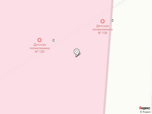 Отделение неотложной медицинской помощи на карте Москвы
