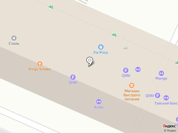 John Coffee на карте Москвы