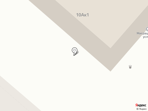 РэмкоГруппНедвижимость на карте Люберец