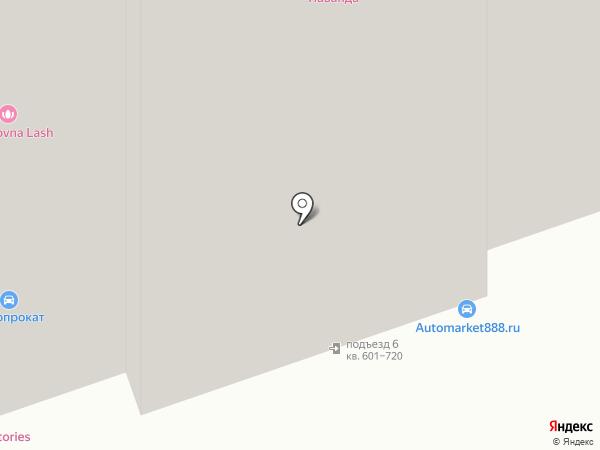 ЭксЭко на карте Реутова