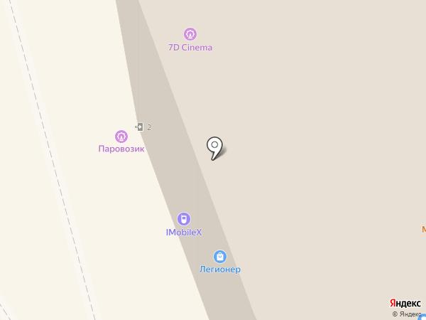 Башмачки на карте Реутова