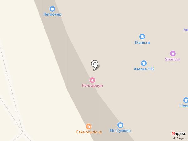 Линзы тут на карте Реутова