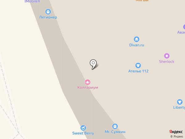 Платежный терминал, Мособлбанк, ПАО на карте Реутова