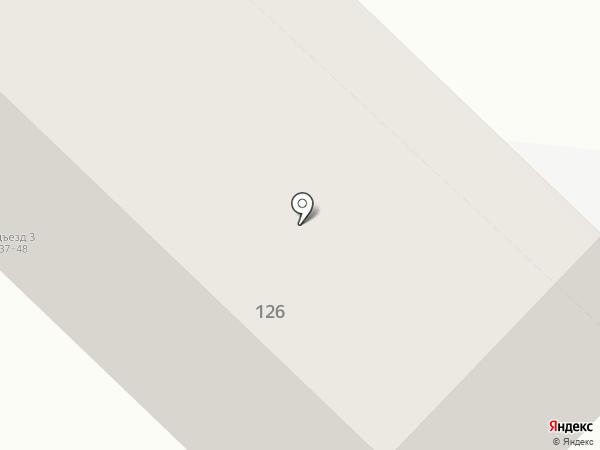 Бигам на карте Люберец