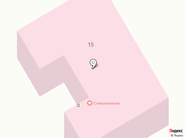 Стоматологическая поликлиника на карте Ясиноватой