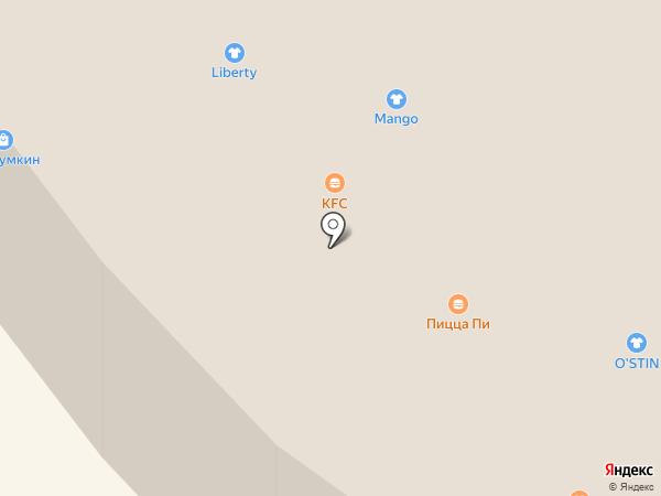 Пломбир на карте Реутова