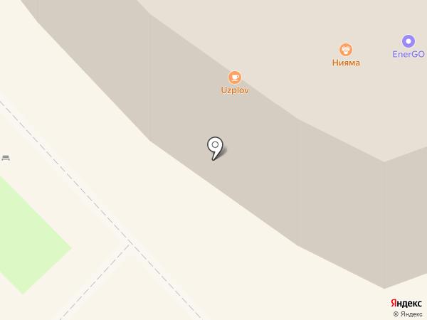 Mango на карте Реутова