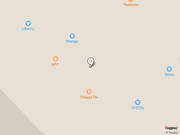 София на карте Реутова