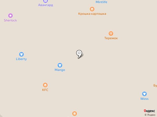 Noodle`s на карте Реутова
