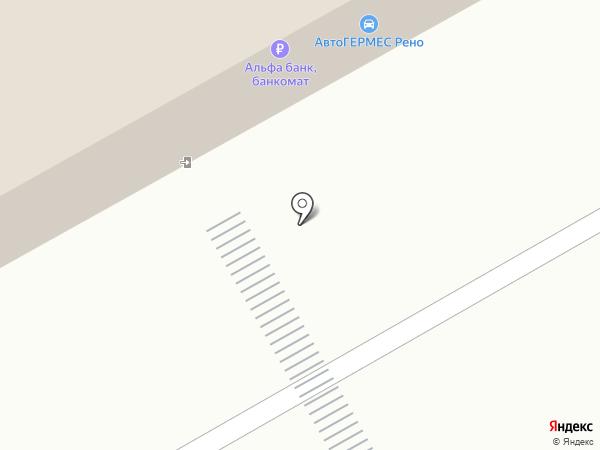 АГ-Моторс на карте Балашихи