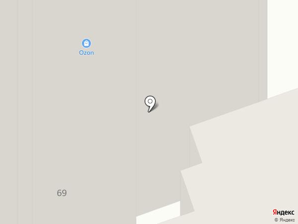 Новокосино-2 на карте Реутова