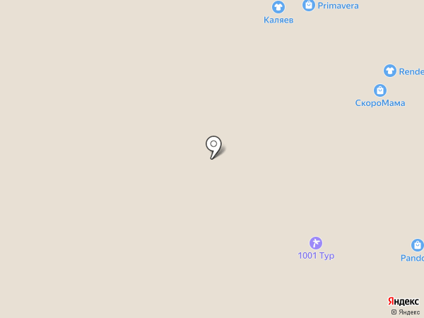 Westland на карте Реутова