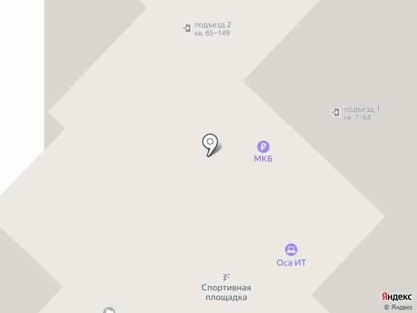 Мосэнергосбыт на карте Люберец