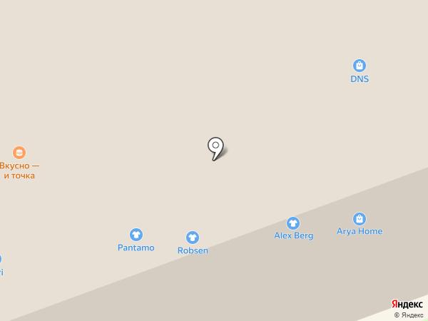 1001 Тур на карте Реутова