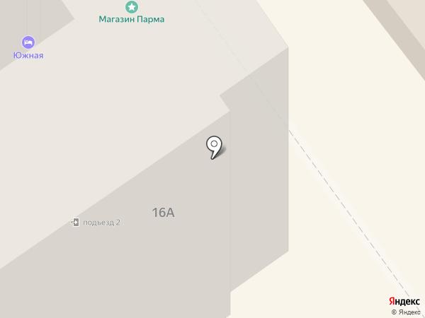 La Regina на карте Старого Оскола