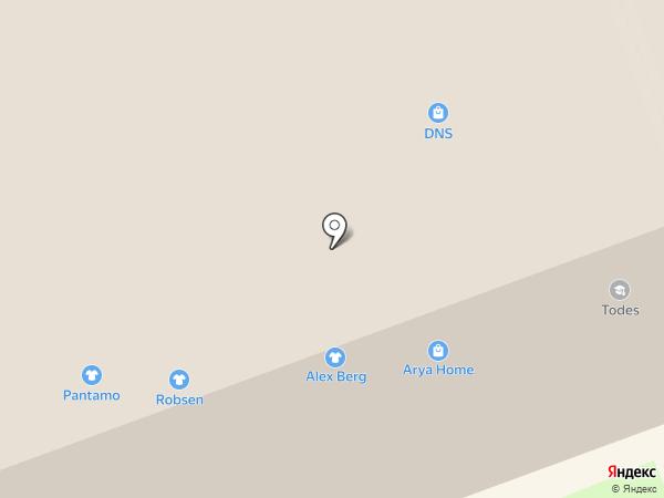 Pandora на карте Реутова