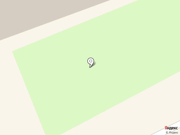 Фламинго на карте Реутова