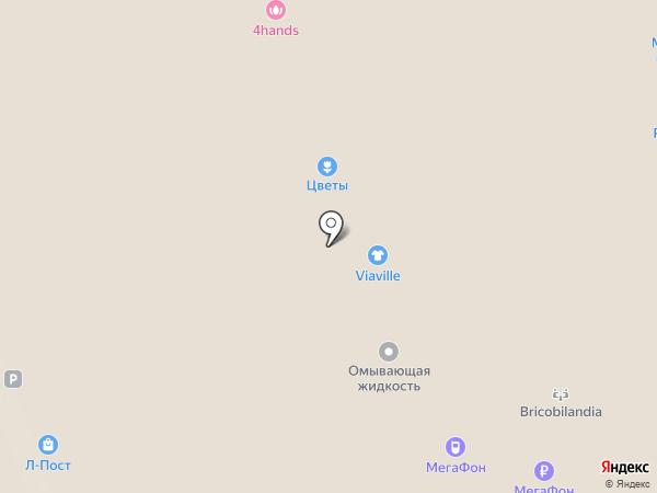 SOLOSTYLE на карте Реутова