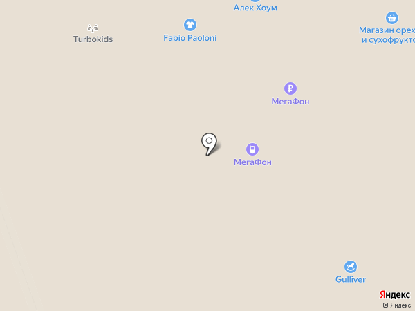 Finn Flare на карте Реутова